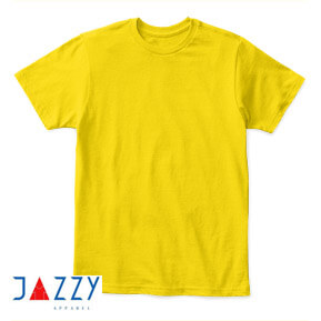 Jazzy Apparel 30s Soft – Kuning