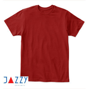 Jazzy Apparel 30s Soft – Maroon