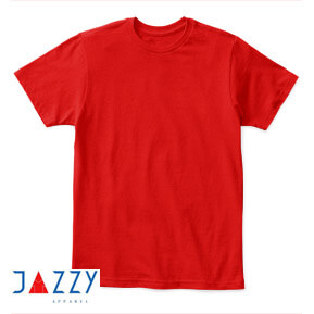 Jazzy Apparel 30s Soft – Merah