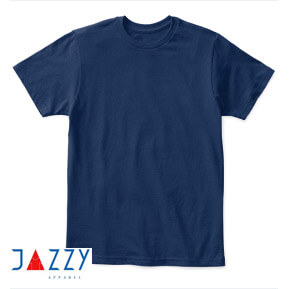 Jazzy Apparel 30s Soft – Navy