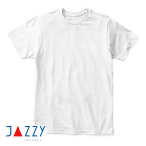 Jazzy Apparel 30s Soft – Putih