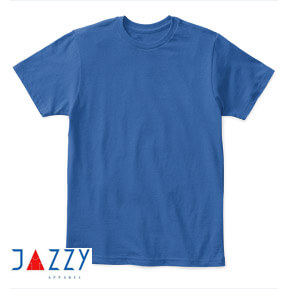 Jazzy Apparel 30s Soft – Royal Blue