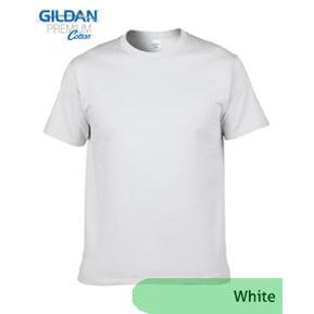 Gildan Premium 76000 – Putih