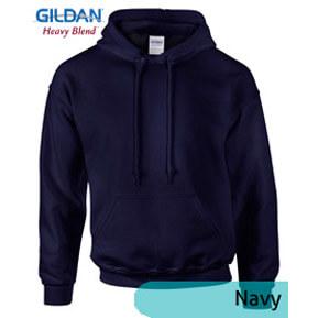Gildan Hoodie Fleece 88500 – Navy