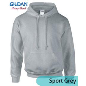 Gildan Hoodie Fleece 88500 – Sport Grey