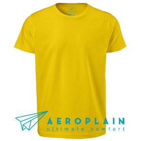 Aeroplain Basic Men – Kuning