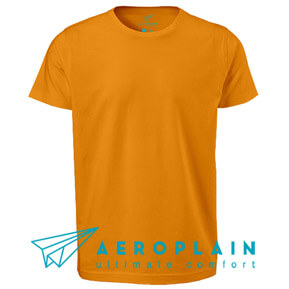 Aeroplain Basic Men – Orange