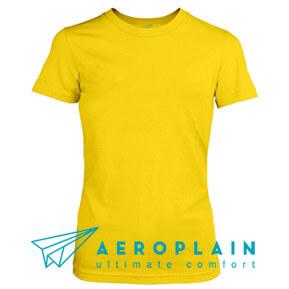 Aeroplain Basic Women – Kuning