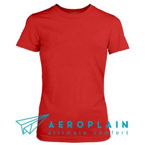 Aeroplain Basic Women – Merah