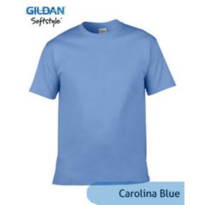 Gildan Softstyle 63000 – Carolina Blue