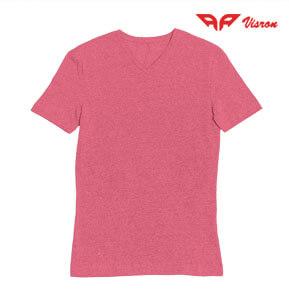 Visron Platinum V-neck – Pink