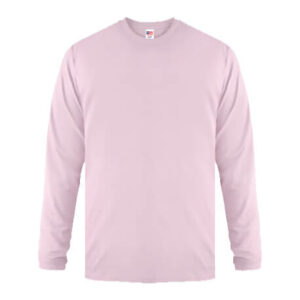 New States Apparel 7280 Longsleeve – Light Pink