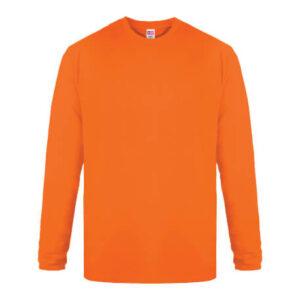 New States Apparel 7280 Longsleeve – Orange