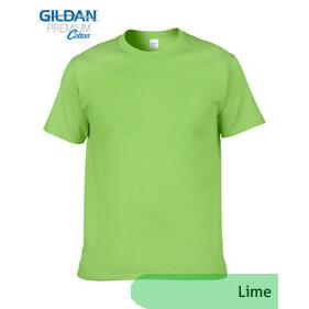 Gildan Premium 76000 – Lime Green