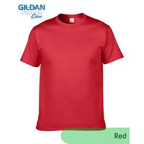 Gildan Premium 76000 – Merah