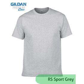 Gildan Premium 76000 – Sport Grey