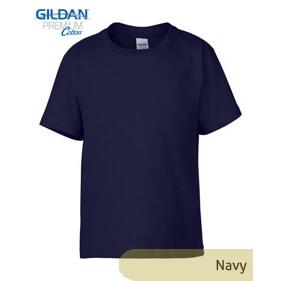 Gildan Youth Premium 76000B – Navy