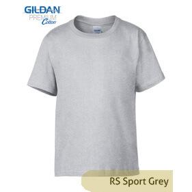 Gildan Youth Premium 76000B – Sport Grey