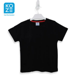 Koze Kids Cotton Bamboo – Black