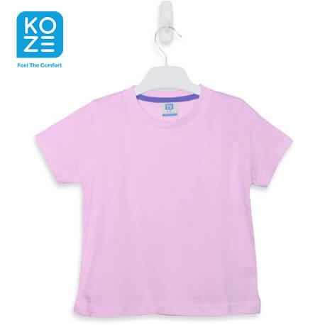 Koze Kids Cotton Bamboo – Soft Pink