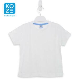 Koze Kids Cotton Bamboo – White