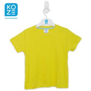 Koze Kids Cotton Bamboo – Yellow