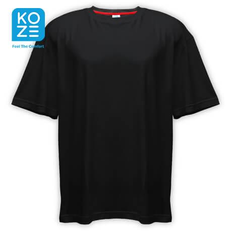 Koze Oversized Comfort – Black