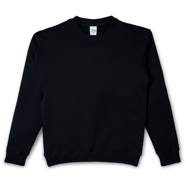 Stitch Supply Crewneck Cotton – Hitam