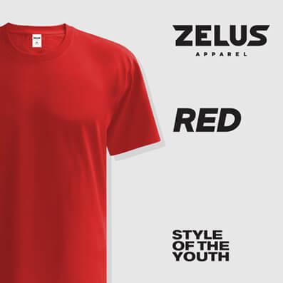 Zelus Apparel – Red