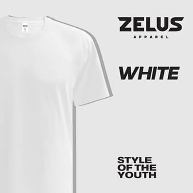 Zelus Apparel – White
